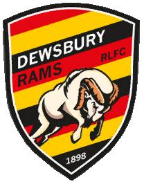Dewsbury Rams English Professional Rugby League club