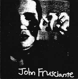extended play by John Frusciante