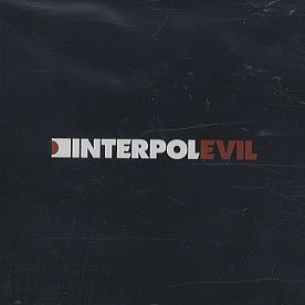 Cover image of song Evil by Interpol