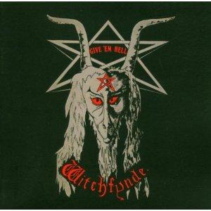 <i>Give Em Hell</i> (Witchfynde album) 1980 studio album by Witchfynde