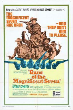 49c74205 Guns of the Magnificent Seven - Wikipedia