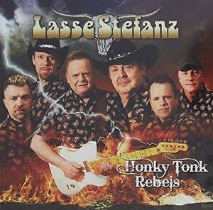 <i>Honky Tonk Rebels</i> 2014 studio album by Lasse Stefanz