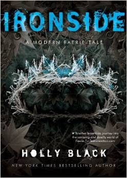 Picture of a book: Ironside: A Modern Faery's Tale