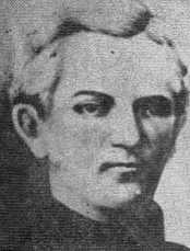 Joaquín de San Martín President of El Salvador