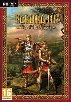 Konung III - Ties of the Dynasty Coverart.png