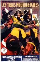 <i>Les Trois Mousquetaires</i> 1921 film directed by Henri Diamant-Berger