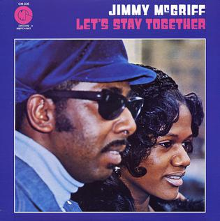<i>Lets Stay Together</i> (Jimmy McGriff album)