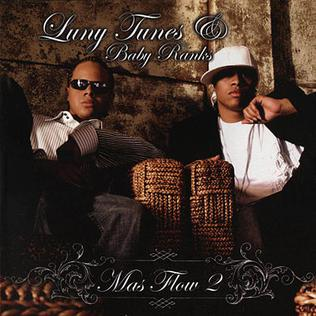 <i>Mas Flow 2</i> 2005 compilation album by Luny Tunes & Baby Ranks