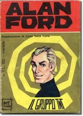 alan ford washing machine