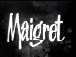 <i>Maigret</i> (1960 TV series)