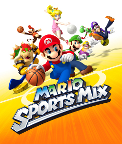 <i>Mario Sports Mix</i> video game
