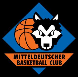 Mitteldeutscher BC German basketball club