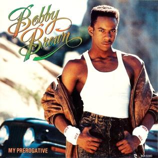 Bobby Brown — My Prerogative (studio acapella)