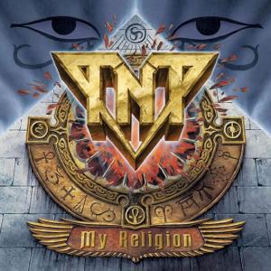 <i>My Religion</i> (album) 2004 studio album by TNT