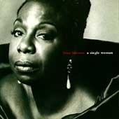 Cover of Simone's last album A Single Woman (1993)
