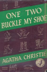 graphic regarding One Two Buckle My Shoe Printable identify 1, 2, Buckle My Shoe (novel) - Wikipedia