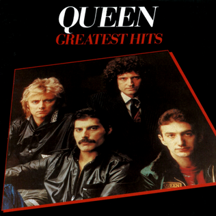 <i>Greatest Hits</i> (Queen album) 1981 greatest hits album by Queen