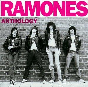 Hey! Ho! Let's Go: The Anthology artwork