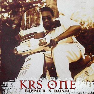 Titelbild des Gesangs Rappaz R. N. Dainja von KRS-One