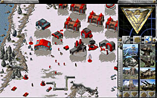[ Command and Conquer Red Alert Counterstrike [RTS/1997] preview 1