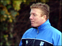 Ronnie Jepson English footballer and manager