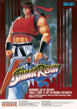 Savage Reign Wikipedia