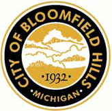 Official seal of Bloomfield Hills, Michigan