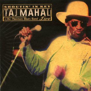 <i>Shoutin in Key</i> 2000 live album by Taj Mahal
