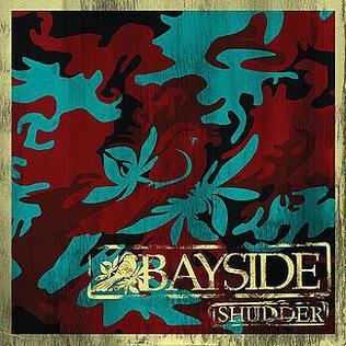 <i>Shudder</i> (album) 2008 studio album by Bayside