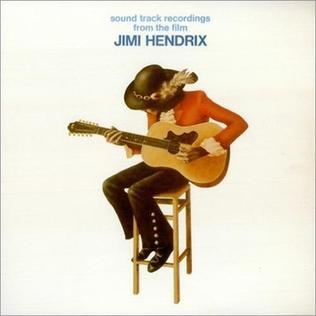 Soundtrack Recordings from the Film Jimi Hendrix artwork