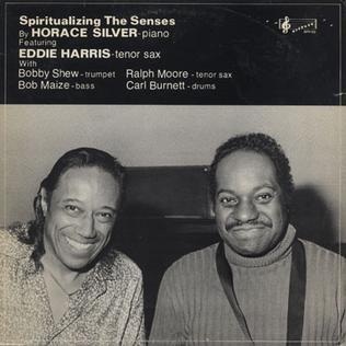 <i>Spiritualizing the Senses</i> 1983 studio album by Horace Silver
