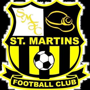 St Martins F.C. Association football club in England