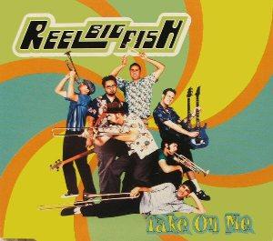 reel big fish take on me album