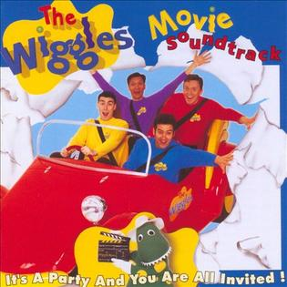 <i>The Wiggles Movie Soundtrack</i> 1997 soundtrack album by the Wiggles