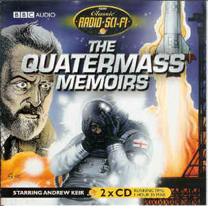 <i>The Quatermass Memoirs</i>