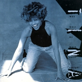 Why Must We Wait Until Tonight 1993 single by Tina Turner