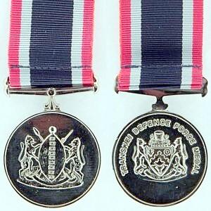 Transkei Defence Force Medal
