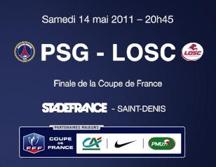 2011 Coupe de France Final Football match
