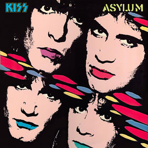 <i>Asylum</i> (Kiss album) 1985 studio album by Kiss