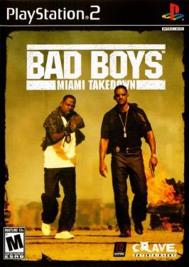 bad boy 2 game ps2