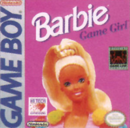Picture of a game: Barbie: Game Girl