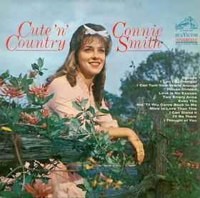 <i>Cute n Country</i> 1965 studio album by Connie Smith