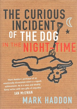 the struggles of christopher in the curious incident of the dog in the night time by mark haddon Presentation on mark haddon's novel the curious incident of the dog in the night-time portaying the theme the struggle for independence jordan graves.