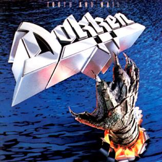 <i>Tooth and Nail</i> (Dokken album) 1984 studio album by Dokken
