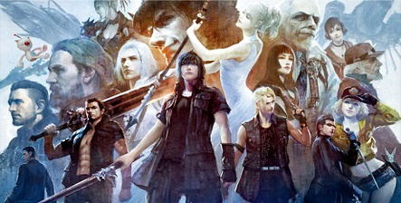Characters Of Final Fantasy Xv Wikipedia