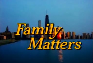 Family Matters Wikipedia