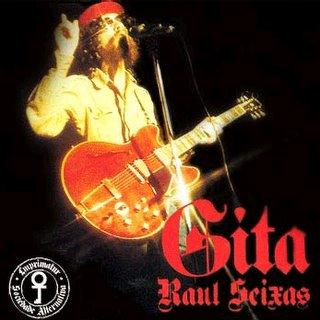 <i>Gita</i> (album) 1974 studio album by Raul Seixas
