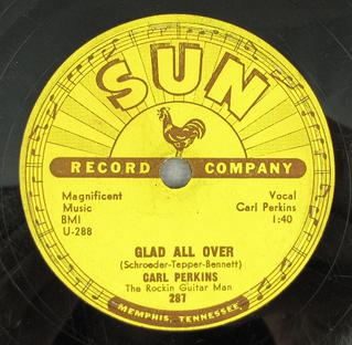 Glad All Over (Carl Perkins song) - Wikipedia