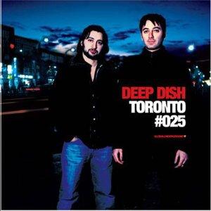 <i>Global Underground 025: Toronto</i> 2003 compilation album (mixtape)