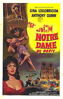 The Hunchback Of Notre Dame 1956 Film Wikipedia